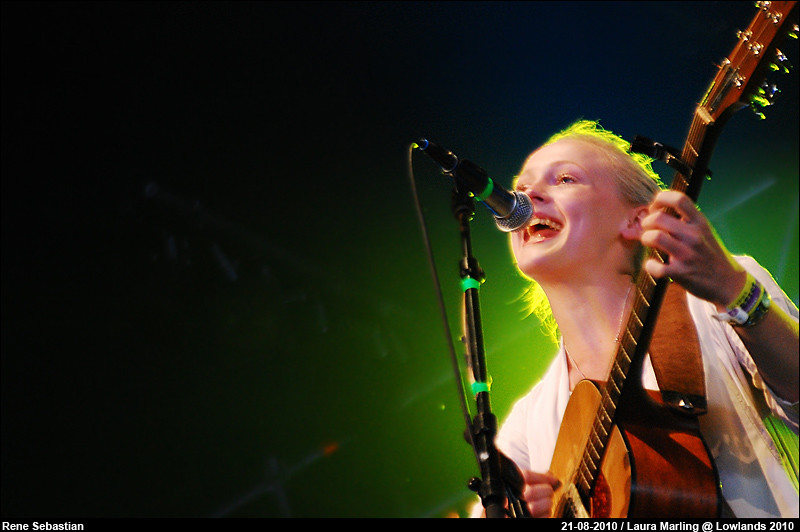Laura Marling @ Lowlands 2010