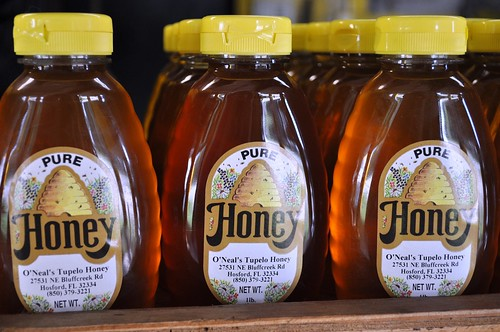 Robinson's Pecan House Sells Tupelo Honey
