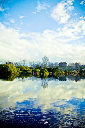 [フリー画像] 自然・風景, 湖・池, 201102050700