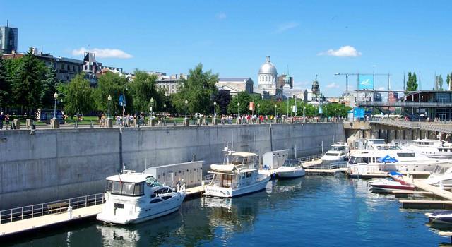 Old Montreal Marina
