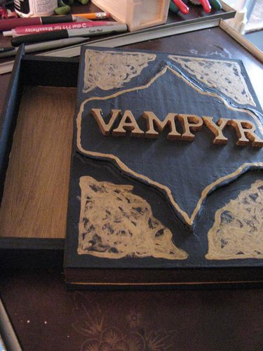Vampyre book box