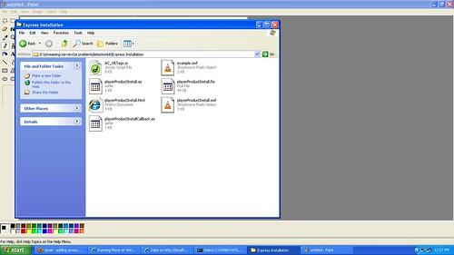 snapshot1 folder contents