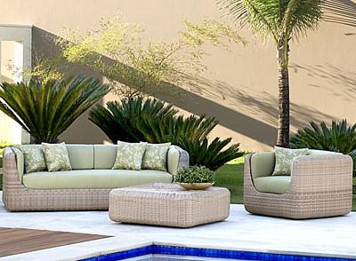 terraços decorados