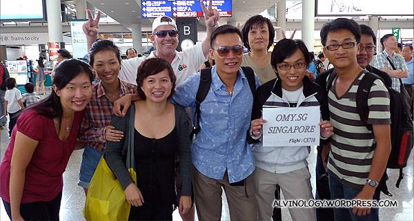 My ten wonderful bloggers travel companion :)