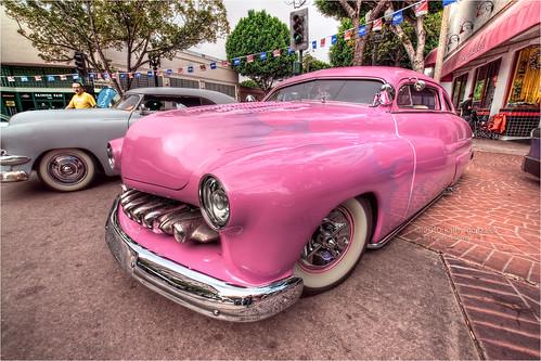 pink custom