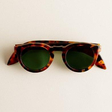 A.R. Trapp maestro sunglasses ($450.00 J. CREW)