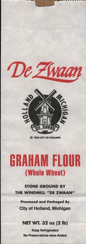 Windmill Flour bag  4