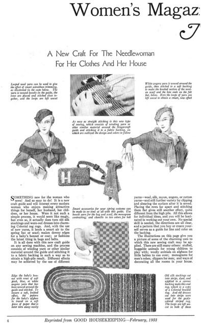 Good Housekeeping, February 1933