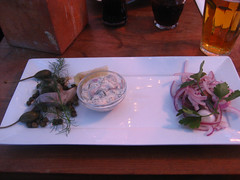 Herring, three ways