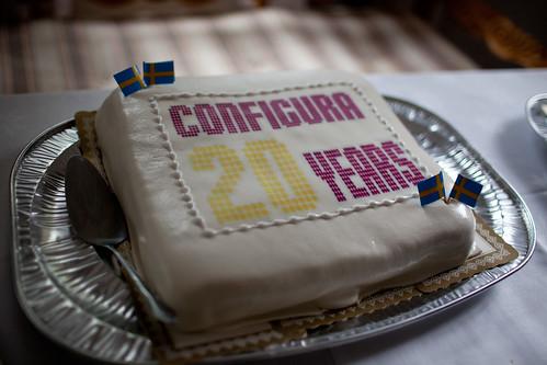 Configura cake