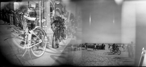 Bikes and Beach