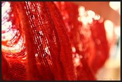 51/365 TRaMBoKeH (CatuRRiNa d-.-b) Tags: trama 2010 chile bokeh texture textura desenfoque luz light red rojo proyecto project 365 proyecto365 project365 abstract abstraccin arte art canon 50d canon50d 18mm colores colors mywinners explore interesting photo photography minimal detail feel ministract caturrina catalina vega vergara catalinavegavergara rhizome colorphotoaward