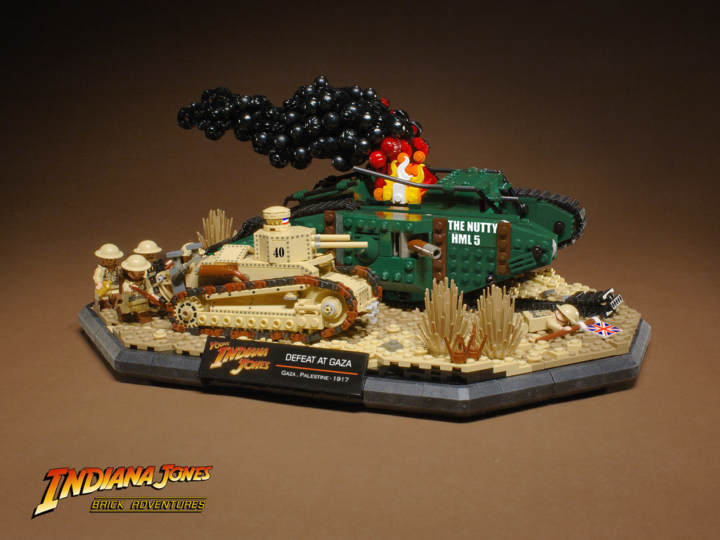Tank Battle - Overview
