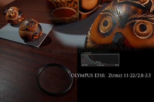 FF & 4/3 - Olympus