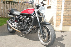 Z1-style 'bars (Doctor Dave Roberts) Tags: retro z1 my zx900