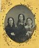 Braided Victorian Women (Mirror Image Gallery) Tags: daguerreotype victorianwomen