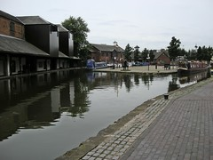 Coventry Canal Basin (Saxon Sky) Tags: canal coventry coventryuk