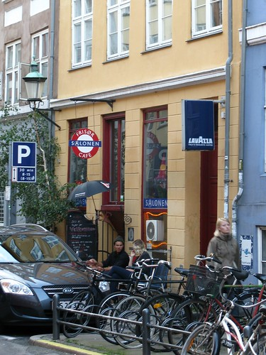 Roundel in Copenhagen
