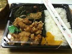 100825 恵比寿中島のお弁当