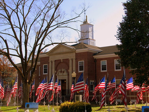 Catoosa Co. Courthouse - Ringgold, GA