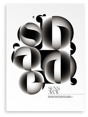 Sensaway typeface released (mil3n) Tags: blackandwhite bw geometric modern composition poster typography graphicdesign hungary fat budapest highcontrast away negative gradient font type fade positive lettering heavy typo effect ultra vector extra serif bold typeface 2010 typedesign fadeaway milen vectorgraphic mil3n aronjancso sensaway