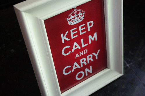 Keep Calm, Carry On