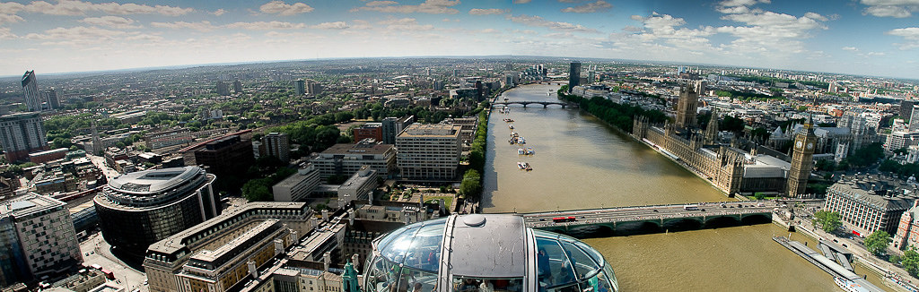 london eye - pan 3