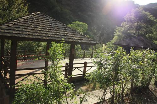 綠水露營地