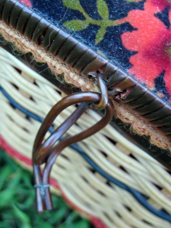 Basket latch