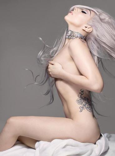 Lady GaGa - Vanity Fair 2