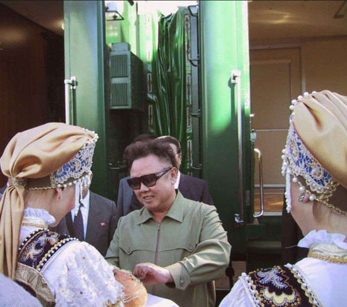 Dr juche wedding