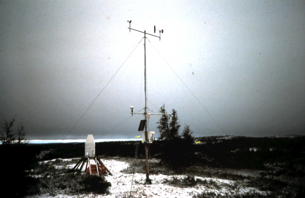 Weather Station Mealey Mountains