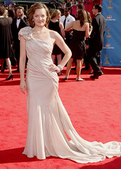 Elisabeth Moss at the at the 62nd Primetime Emmy Awards