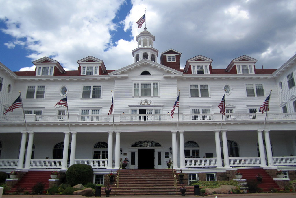 Colorado - Estes Park: The Stanley Hotel