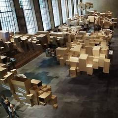 (stanleylieber) Tags: architecture other cardboard