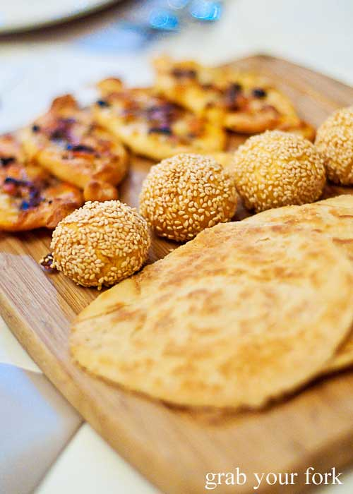 turkish breads and pastries