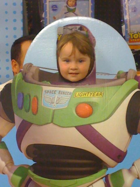 Mabes, Space Ranger
