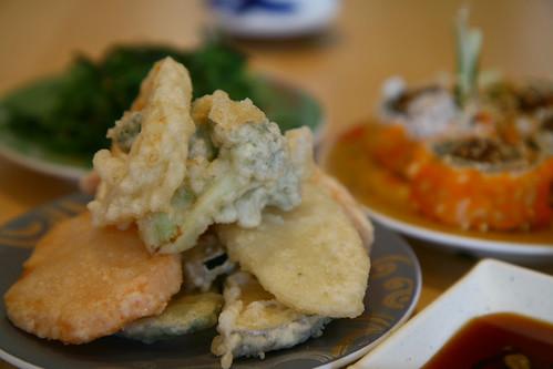 YS veg tempura