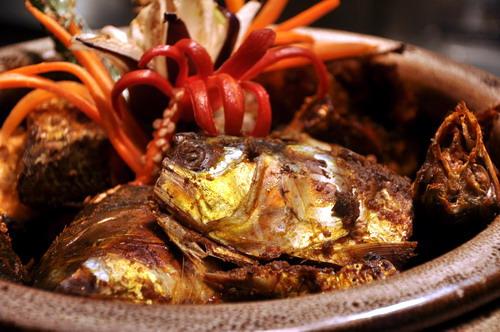 Spicy Ikan Terubuk Panggang Air Masam