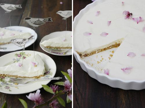 Fridge cheesecake