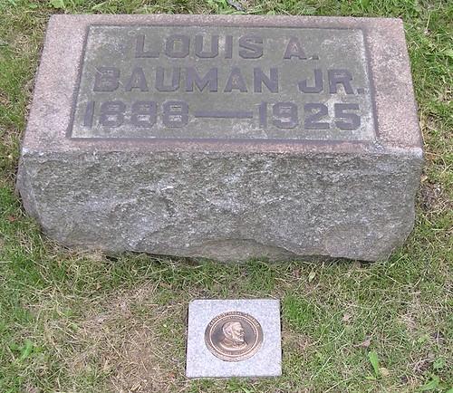 Louis A. Baumann, Jr.