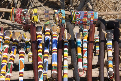 artesanato masai