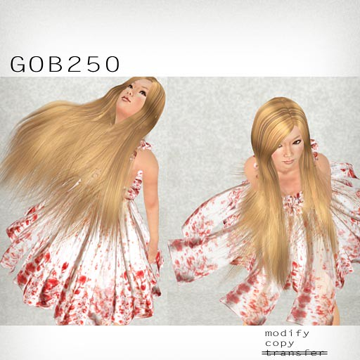 booN GOB250 hair