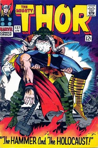 Pietà - Thor