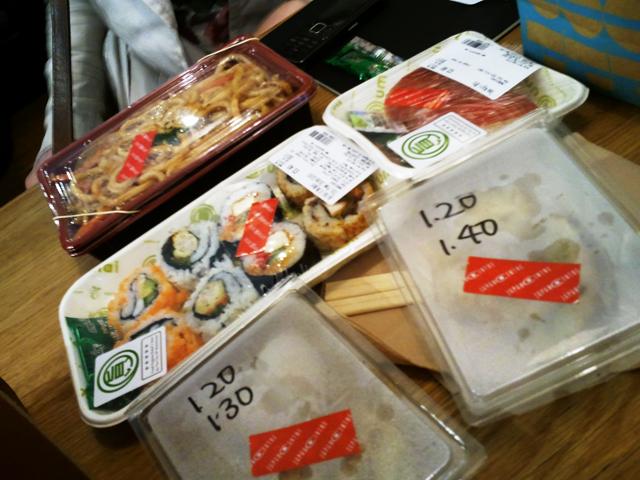 japan centre sushi