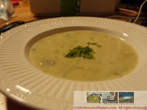 Potato Leek Soup - 20