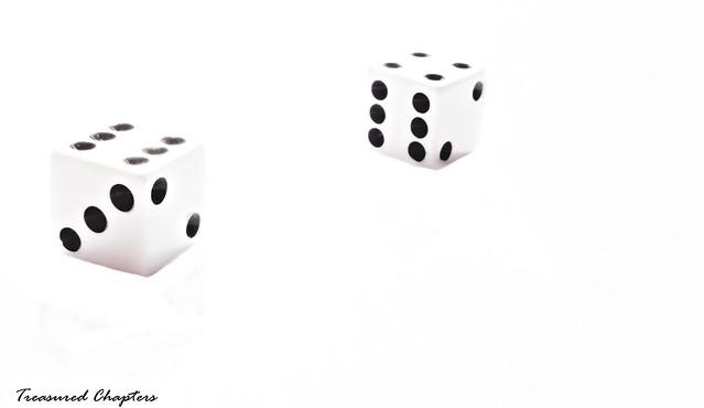 White - Dice 1