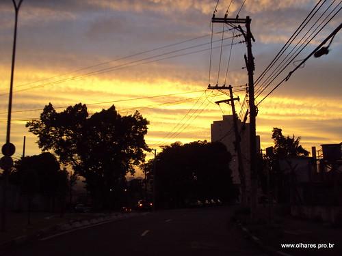 Amanhecer no Jaguaré - 10/02/2011