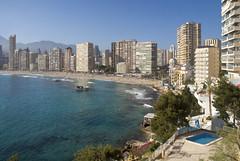 Impresionantes vistas al mar. Consulte precio a su inmobiliaria en Benidorm, Asegil www.inmobiliariabenidorm.com