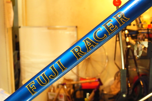 "FUJI RACER 1977 made in ""Japan"""